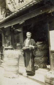 六角ちきりや茶舗歴史2