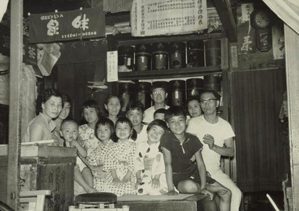 六角ちきりや茶舗歴史3