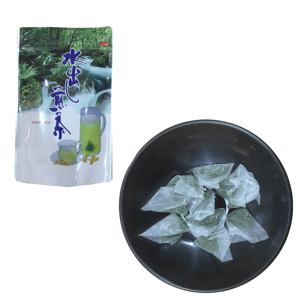 水出し緑茶ティパック